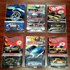 Hot Wheels RLC Exclusive 71 Datsun 510 Race Day Membership Track Day Lot of 6