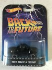 Hot Wheels 2014 Retro Entertainment Back to the Future 1987 Toyota Pickup w RR