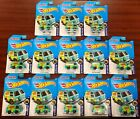 Hot Wheels 2017 Scooby Doo The Mystery Machine Green HW Screen Time Lot of 13