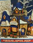 Polar Post Office Mail Room Santa's Wonderland Lemax Christmas Village Complete