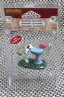 LEMAX HOLIDAY VILLAGE FIGURE ~ BIRD BATH DOG FOUNTAIN  ~ NEW IN PACK 2019 #94535