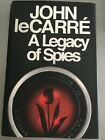 BARGAIN A LEGACY OF SPIES by JOHN LE CARRE 2017 1st EDITION VERY GOOD COND
