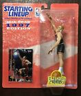 1997 Starting Lineup 10th Year Edition Luc Longley Chicago Bulls Extended Series