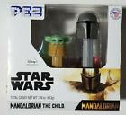 Star Wars The Mandalorian & Baby Yoda The Child Pez Dispensers & Candy