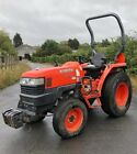 KUBOTA L3200 4 WHEEL DRIVE COMPACT TRACTOR FARMING AGRICULTURE LAND FARM WORK