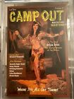 Camp Out Magazine Issue 13 Pin Up Girls NM 96 Erica Fett WOW