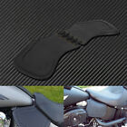 Universal Motorcycle PU Leather Heat Saddle Shield Deflectors Fit For Harley