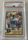 Jim Kelly Cards, Rookie Cards and Autograph Memorabila Guide 38