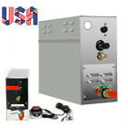 6KW Steam Generator Remote Controller Shower Sauna Bath Home Spa Humidification