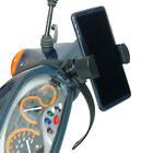 Scooter Moped Collar Phone Mount with Robust Holder for Huawei