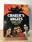 1977 Topps Charlie's Angels Series 1 Trading Cards Empty Box Rare Nice