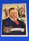 1956 Topps US Presidents Trading Cards 8