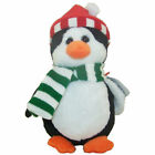 TY Beanie Baby - FREEZIE the Penguin (7 inch) - MWMTs Stuffed Animal Toy