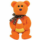 TY Beanie Baby - TREATOR the Bear (8.5 inch) - MWMTs Stuffed Animal Toy