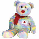 TY Beanie Buddy - AI the Bear (Asia-Pacific Exclusive) (14 inch) - MWMTs