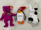 Vintage Beanie  Babies - with January birthday - choose one