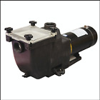 IN GROUND Pool Pump 1 HP 220V 115V Direct Replacement Hayward Super Pump