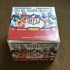 2013 Panini NFL Football 50-Pack Sticker Box