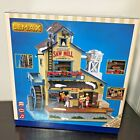 LEMAX MENARDS SAW MILL EXCLUSIVE CHRISTMAS VILLAGE ANIMATED SIGHTS SOUNDS 2020