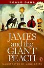 James and the Giant Peach by Roald Dahl 1996 Trade Paperback