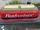 Vintage 4 Budweiser King of Beers Hanging Pool Table Light LOCAL PICKUP ONLY