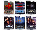 HOLLYWOOD SERIES 30 SET OF 6 PIECES 1 64 DIECAST MODEL CARS BY GREENLIGHT 44900