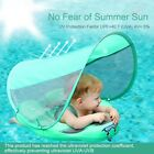 Baby Swimming Float Non Inflatable kids Water Pool Hammock W AwningSwim Ring
