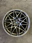 15 20 BMW F80 F82 F83 M3 M4 Style 666 Staggered Competition Wheels Rims 20 OEM