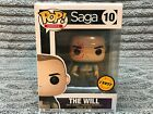 Funko Pop! Comics Saga The Will 10 Chase Limited Edition w Protector Free Ship