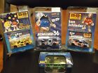 4 Limited Edition Ken Schrader 36 MMs Action 1 64 NASCAR Diecast Cars