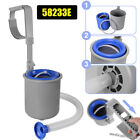 Bestway Above Ground Swimming Pool Surface Skimmer Wall Mount Basket Authorized