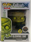 Funko Pop Fallout Glowing One Glow In The Dark Gamestop Exclusive W Protector