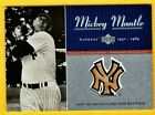 Mickey Mantle Rookie Cards and Memorabilia Buying Guide 57