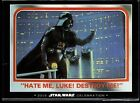 2015 Topps Star Wars Celebration Empire Strikes Back Illustrated Promo Set 16