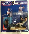 1998 Edition Starting Lineup Dave Justice Cleveland Indians MLB