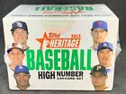 2013 Topps Heritage High Number Set - Factory Sealed Yelich Rendon Arenado Cole