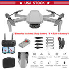 RC Mini Drone 4K Wide angle Camera 24G WiFi Live Video Foldable Quadcopter Toys