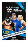 2017 Topps WWE THEN NOW FOREVER Wrestling Hobby Box 2 HITS + 1 Auto per box