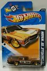 2012 Hot Wheels 70 Chevelle SS Wagon Super Treasure Hunt 132 w Protector Pack