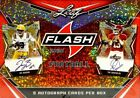 2020 Leaf Flash Football Sealed Hobby Box 5 Autos with Free Shipping!