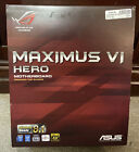 ASUS MAXIMUS VI HERO LGA 1150 Intel Gaming Motherboard Fast Free Shipping