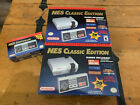 NES Classic Edition 2016 2018 MODELS with Extra Controller