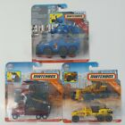 Matchbox WORKING RIGS SWAT TACTICAL RESCUE VEHICLE WORKSTAR MBX ROADGRADER