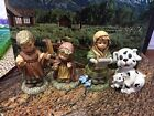 HUMMELS NATIVITY MARY JOSEPH AND JOY TO THE WORLD + DALMATION FREEBIE
