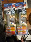 PEZ Seattle Mariners Baseball and Baseball Cap.PEZ candy and dispensers