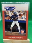 1988 Starting Lineup Andre Dawson card