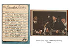 1964 Topps Beatles Diary Trading Cards 19