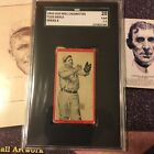 1910 T210 Old Mill Baseball Cards 31