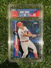 2020 Topps Chrome Sapphire | Update | MIKE TROUT | HGA 9.5 PSA BGS | Angels