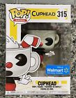 NEW FUNKO POP VIDEO GAMES #315 CUPHEAD WALMART EXCLUSIVE VINYL FIGURE BOX DAMAGE
